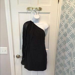 GUESS Marciano; Women's black dress; size S